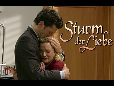 Alexanders Nachricht - Sturm der Liebe - Spannende Momente ...