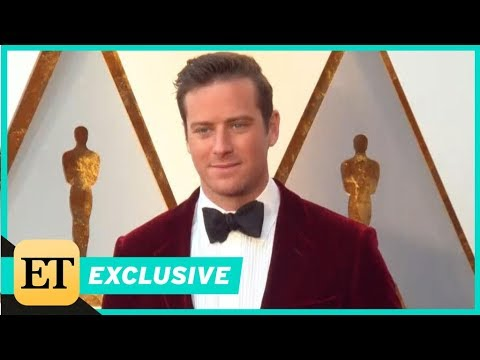 Armie Hammer Weighs In on Jennifer Lawrence's Crush on Timothee Chalamet Exclusive