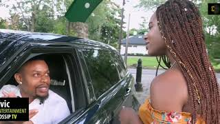 isee-cvic Gossip TV MATERIAL LOVERSHE BROKE UP WITH HER  BOYFRIEND OVER A RANGE ROVER CAR