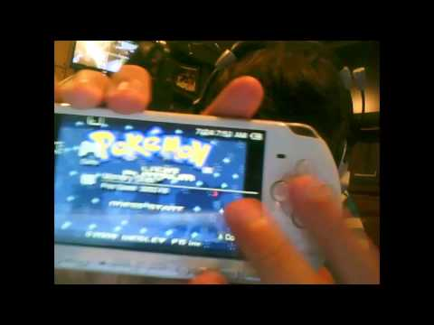 HOW TO GET CFW AND FREE GAMES ON 6.60 PSP