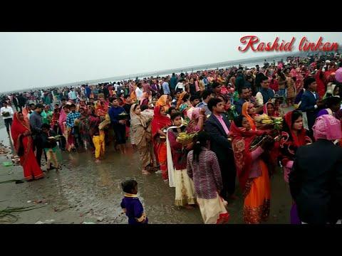 Top 10 |chhat pooja |dildiyal nagar ghat  bagaha 1 |bagaha chhat pooja song |Bihar |2018