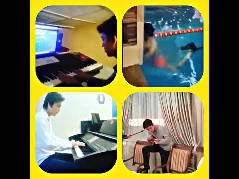 ДИМАШ - Талантливый человек талантлив во всем, что делает!!!