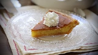 Pie Recipes - How To Make Chess Pie