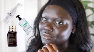 GET Un-Ready With Me: Trying NEW Skin Care Products    Nyma Tang
