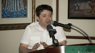 Dymtro Potiekhin - Conference: Challenges of Civic Resistance to new Fascist States