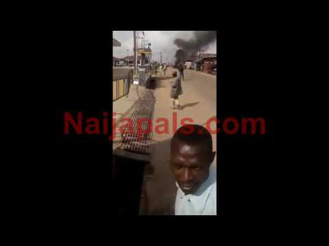 Hausa/Yoruba Communial Clash In Osun State