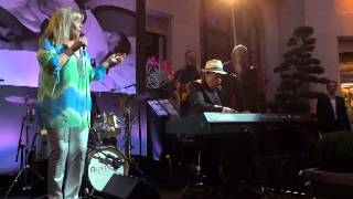 Sergio Mendes @ GV for the Harry Benson exhibition of The Beatles