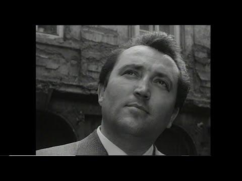 """Fritz Wunderlich im TV-Interview sowie Ausschnitt aus Prager """"Zauberflöte"""", 1965"""