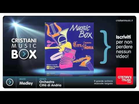 Orchestra Città di Andria - Medley (B. Crewe, B. Gaudio, M. Lewis, F. Loesser)