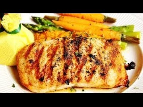 Grill Fish Recipe In Hindi Urdu Youtube