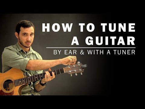 how-to-tune-a-guitar-|-beginner-guitar-lesson