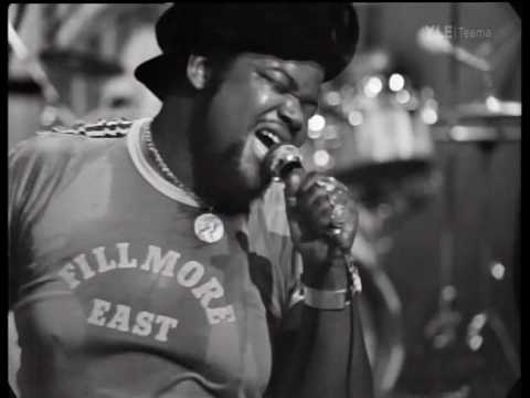 The Buddy Miles Band  - Sudden Stop - Live Finland