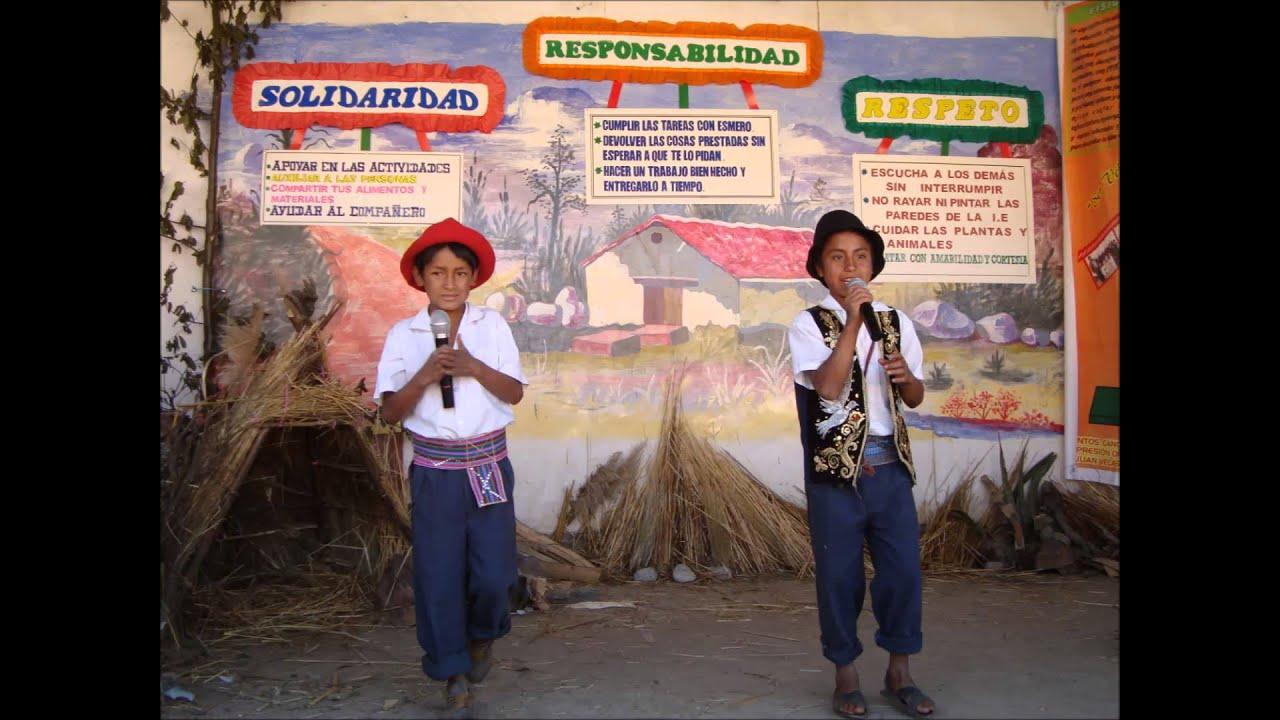 quechua y español