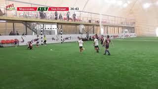 Kazan Cup 2021 Юноши 2013. Sport City. Второе поле.