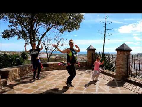 Zumba Choreography* Subeme la radio –  Enrique Iglesias – By Espi Gómez.