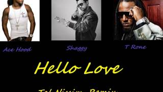 T.Rone Shaggy Ace Hood - Hello Love Tal Nissim Remix +Download