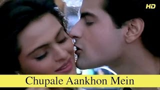 Chupale Aankhon Mein   Full Song   Juari   Armaan Kohli, Shilpa Shirodkar   Full HD