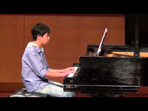 Brian plays the Theme of Tchaikovsky's Piano Concerto #1
