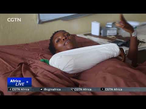 Aid agencies work to save lives at main hospital in North Kivu