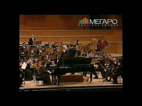 Chopin Concerto No2 in F Minor(Dora Bakopoulos-Athens State Orchestra,dir.Christian Mandeal)