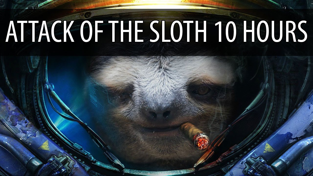 Goblins from Mars - Attack Of The Sloth 【10 HOURS】 - YouTube