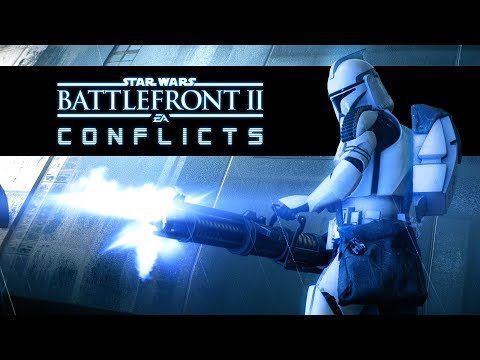 Star Wars Battlefront 2 Conflicts - The Siege of Kamino (Episode 1) Clone Wars | Star Wars HQ