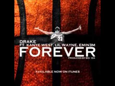 Forever - Drake (Clean)
