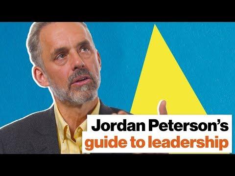 Jordan Peterson's guide to leadership