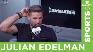 Julian Edelman Explains When He Earned Tom Brady's Trust