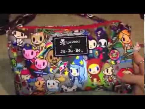 Tokidoki - Ju Ju Be Be Quick Bag: How I Pack It.