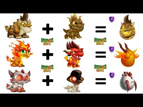 How To Breed Very Rare Dragon In Dragon City 2019 Youtube