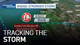 Фото Bay Area Bracing For Atmospheric River This Weekend