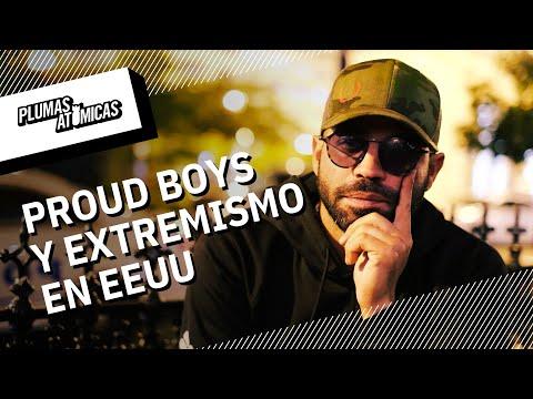 ¿Quiénes son los Proud Boys y qué pasará con los grupos extremistas de Estados Unidos?
