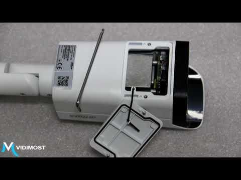 Как сбросить настройки камеры видеонаблюдения