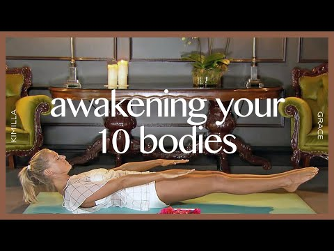 Kundalini Yoga Set: Awakening to Your Ten Bodies | KIMILLA