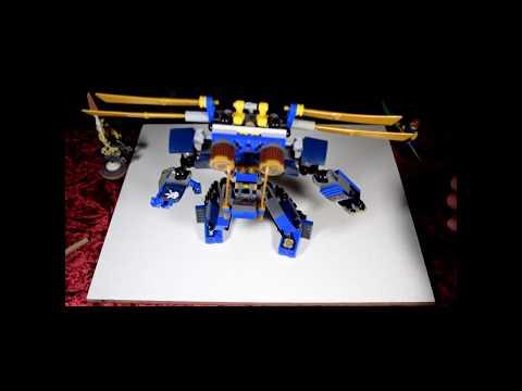 LEGO 70754, Ninjago, Electromech.