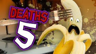 Annoying Orange DEATHS!!! - Part 5