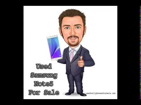 Used Samsung Note 5 For Sale