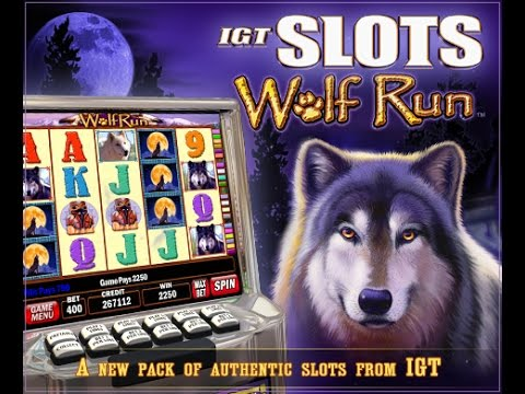 IGT Slots: Wolf Run - YouTube