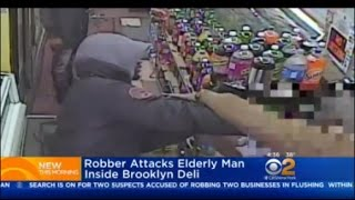 Police: Robbery Suspect Attacks Man