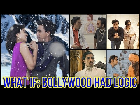 What If | Bollywood Had Logic | Ep 3 #LaughterGames