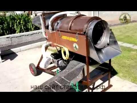 """оборудование для добычи золота, промприбор """"Золотая долина"""""""