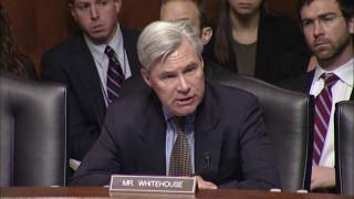 Sen. Whitehouse:  Damien Michael Schiff's History of Troubling Remarks Not Normal
