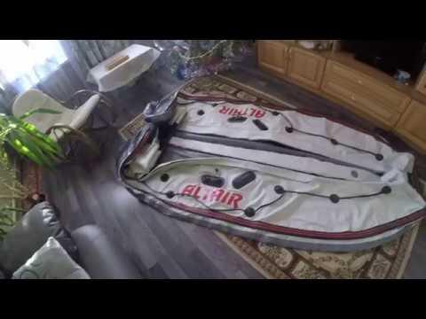Проблемы лодки Altair SIRIUS-335. Четыре года эксплуатации.
