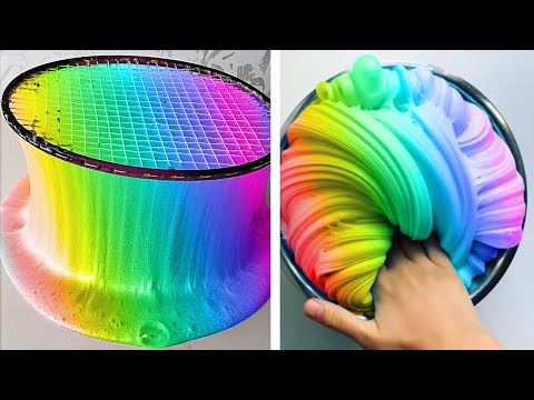 The Most Satisfying Slime ASMR Videos | Relaxing Oddly Satisfying Slime 2020 | 673
