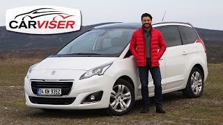 Peugeot 5008 Test Sürüşü - Review (English subtitled)