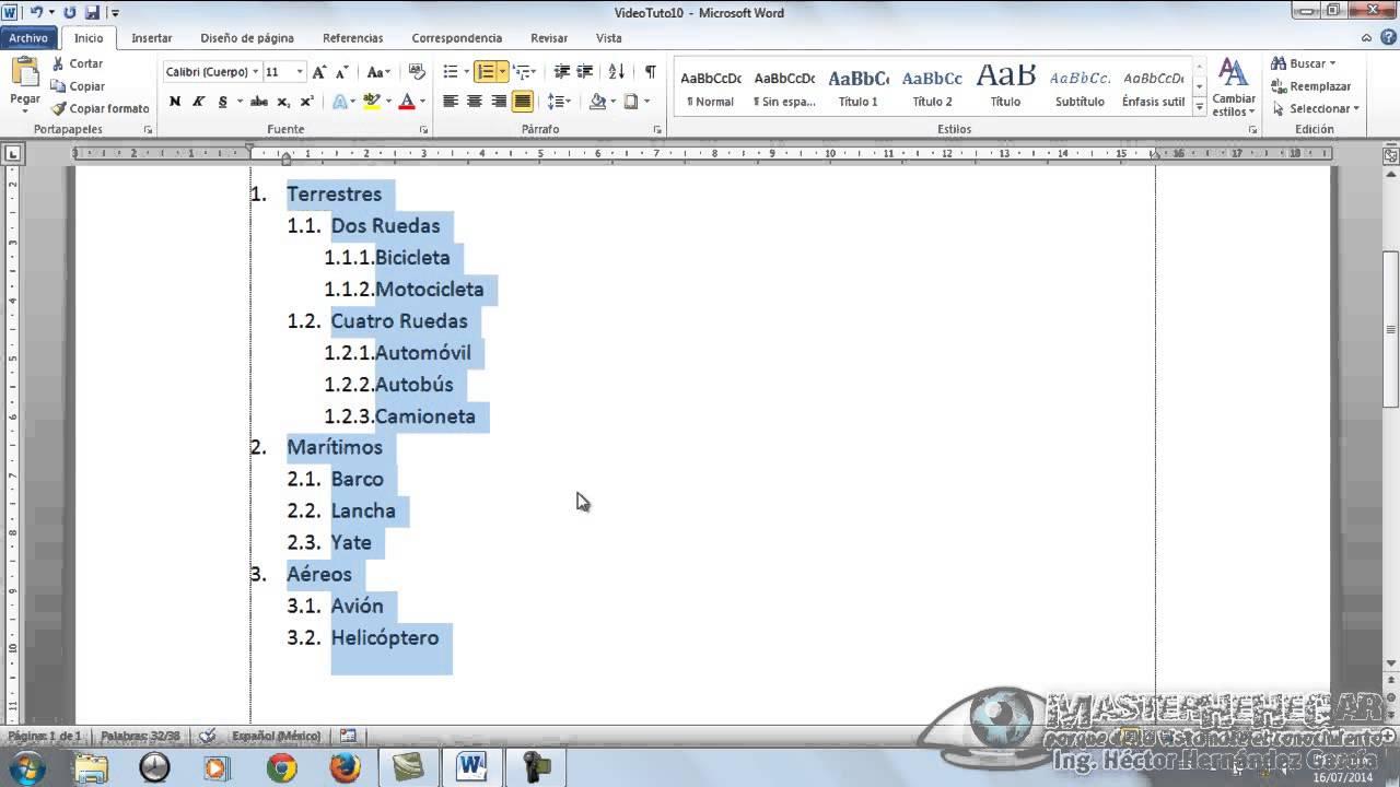Download 10 - Cómo Utilizar las Listas Multinivel (MWA)