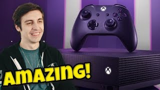 "Shroud Reacts to *NEW* XBOX CONSOLE REVEAL at E3 2019 ""Xbox Scarlett"" 