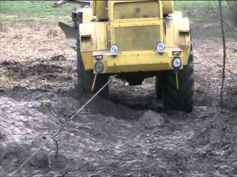 Траншеекопатель навесной для тракторов и мотоблоков МТЗ.