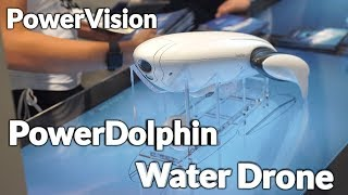 PowerVision PowerDolphin Water Drone